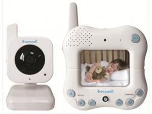 WMV850 Görüntülü Dijital Bebek İzleme Cihazı Weewell