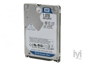 Scorpio Blue 1TB 8MB 5400rpm SATA2 WD10JPVT Western Digital