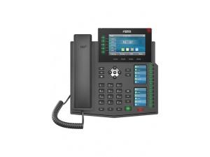 Fanvil X6U Renkli Ekran Gigabit Ip Telefon