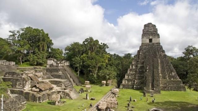 Yeni Maya Şehri Keşfedildi!