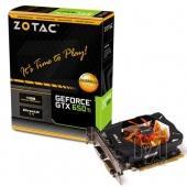Zotac GTX650 Ti 1GB 128Bit GDDR5